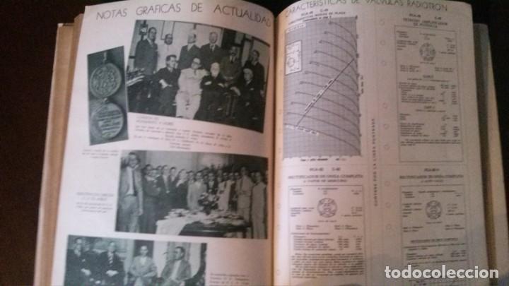 Radios antiguas: REVISTA TELEGRÁFICA-MARZO 1936 - Foto 17 - 158938982