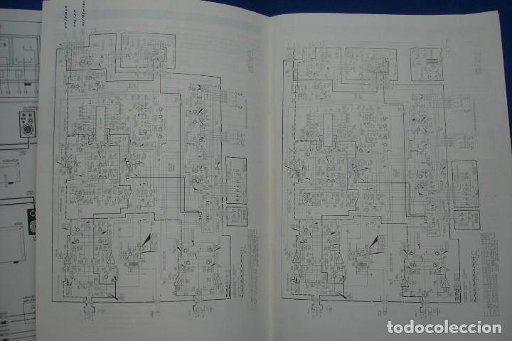 Radios antiguas: MANUAL DE USO UHER CG20 + ESQUEMA SALEKIT - Foto 2 - 159634838