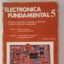 Radios antiguas: ELECTRONICA FUNDAMENTAL 5. Lote 160273718