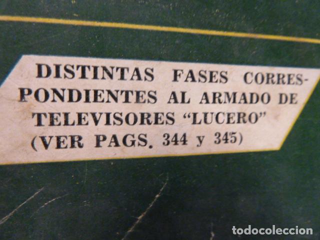 Radios antiguas: SUPER 2 CHASSIS REVISTA DE RADIO Y TELEVISION AÑOS 50 - Foto 3 - 160314666