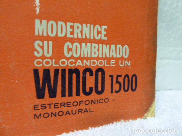 Radios antiguas: SUPER 2 CHASSIS REVISTA DE RADIO Y TELEVISION AÑOS 50 - Foto 6 - 160314666