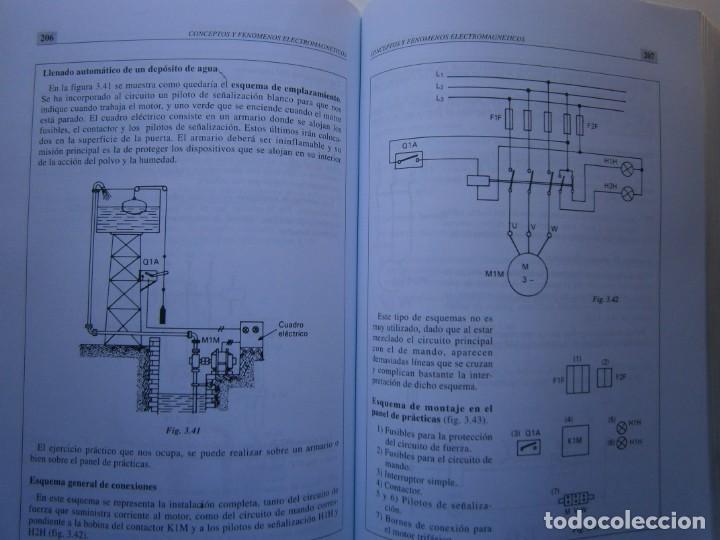 Radios antiguas: ELECTROTECNIA RENOVACION TECNOLOGICA Pablo Alcalde Miguel Paraninfo 1996 - Foto 15 - 167510980