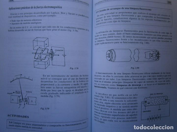Radios antiguas: ELECTROTECNIA RENOVACION TECNOLOGICA Pablo Alcalde Miguel Paraninfo 1996 - Foto 18 - 167510980