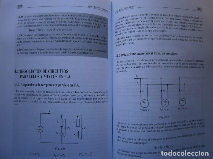Radios antiguas: ELECTROTECNIA RENOVACION TECNOLOGICA Pablo Alcalde Miguel Paraninfo 1996 - Foto 20 - 167510980