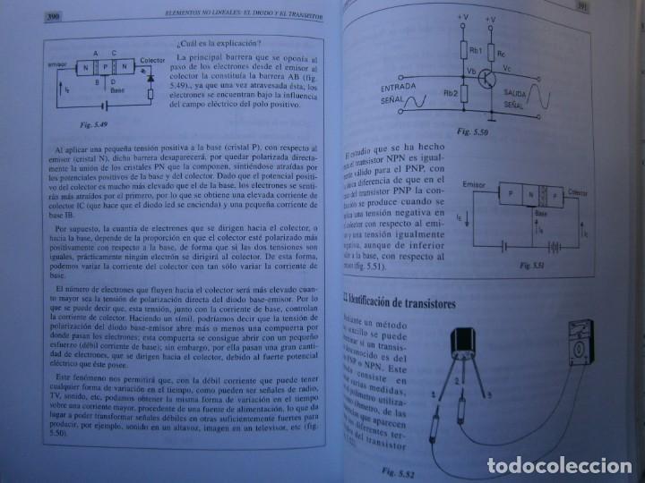 Radios antiguas: ELECTROTECNIA RENOVACION TECNOLOGICA Pablo Alcalde Miguel Paraninfo 1996 - Foto 26 - 167510980
