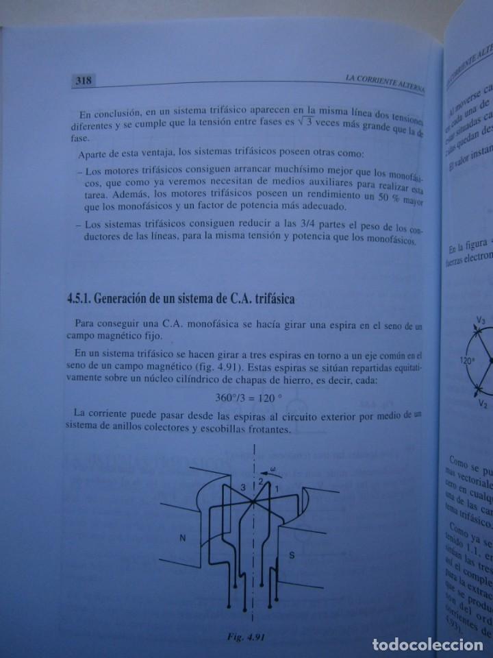 Radios antiguas: ELECTROTECNIA RENOVACION TECNOLOGICA Pablo Alcalde Miguel Paraninfo 1996 - Foto 28 - 167510980