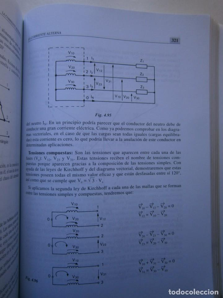 Radios antiguas: ELECTROTECNIA RENOVACION TECNOLOGICA Pablo Alcalde Miguel Paraninfo 1996 - Foto 31 - 167510980