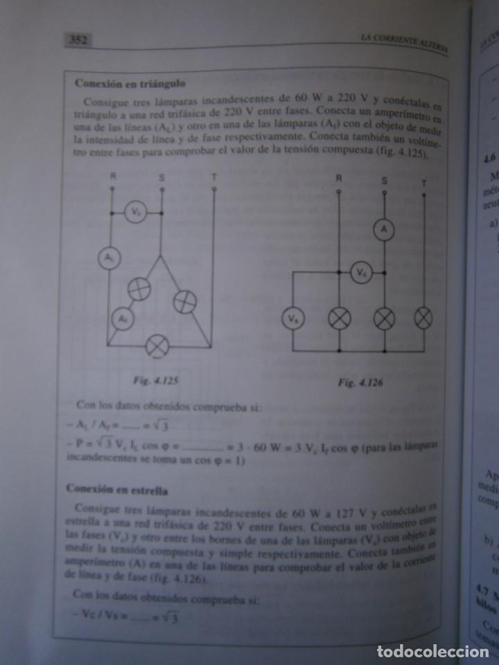 Radios antiguas: ELECTROTECNIA RENOVACION TECNOLOGICA Pablo Alcalde Miguel Paraninfo 1996 - Foto 47 - 167510980
