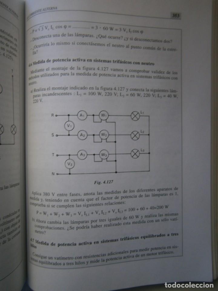 Radios antiguas: ELECTROTECNIA RENOVACION TECNOLOGICA Pablo Alcalde Miguel Paraninfo 1996 - Foto 48 - 167510980