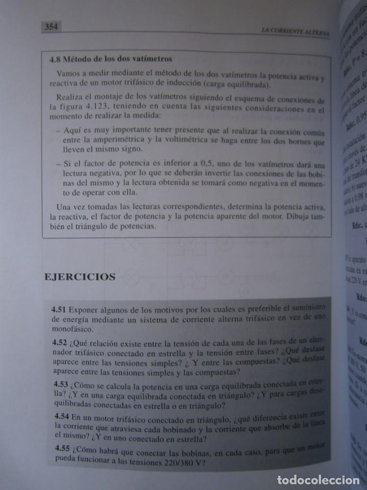 Radios antiguas: ELECTROTECNIA RENOVACION TECNOLOGICA Pablo Alcalde Miguel Paraninfo 1996 - Foto 49 - 167510980