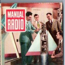 Radios antiguas: DARKNESS : MANUAL DE RADIO Nº 30 - ELIMINACIÓN DE RUIDOS (BRUGUERA, 1955). Lote 168020520