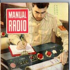 Radios antiguas: DARKNESS : MANUAL DE RADIO Nº 15 - RESISTENCIAS FIJAS (BRUGUERA, 1954). Lote 168020644