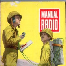 Radios antiguas: DARKNESS : MANUAL DE RADIO Nº 7 - CÁLCULO DE TRANSFORMADORES (BRUGUERA, 1953). Lote 168021076