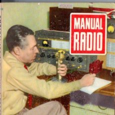 Radios antiguas: DARKNESS : MANUAL DE RADIO Nº 5 - LEYES Y UNIDADES ELÉCTRICAS (BRUGUERA, 1953). Lote 168021472