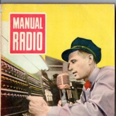 Radios antiguas: DARKNESS : MANUAL DE RADIO Nº 16 - RESISTENCIAS VARIABLES (BRUGUERA, 1954). Lote 168022656