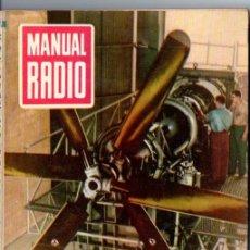 Radios antiguas: DARKNESS : MANUAL DE RADIO Nº 24 - CALCULO DE UN RECEPTOR (BRUGUERA, 1952). Lote 168022880