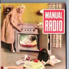 Radios antiguas: DARKNESS : MANUAL DE RADIO Nº 29 - OSCILADORES (BRUGUERA, 1955). Lote 168022920