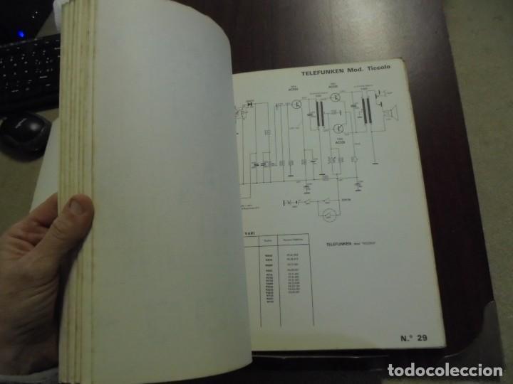 Radios antiguas: CIRCUITOS TRANSISTORES.-AFHA 7ª.-1979 - Foto 4 - 168720092