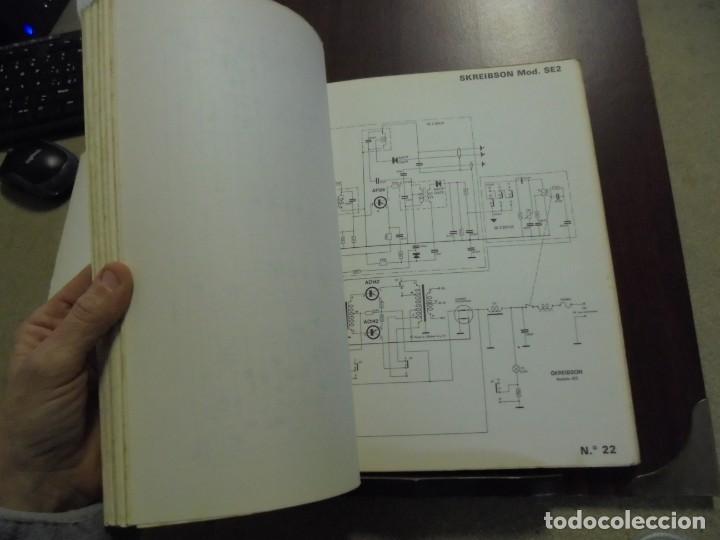 Radios antiguas: CIRCUITOS TRANSISTORES.-AFHA 7ª.-1979 - Foto 5 - 168720092