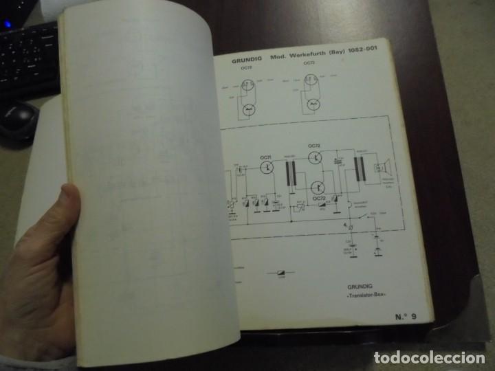 Radios antiguas: CIRCUITOS TRANSISTORES.-AFHA 7ª.-1979 - Foto 6 - 168720092