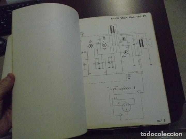 Radios antiguas: CIRCUITOS TRANSISTORES.-AFHA 7ª.-1979 - Foto 7 - 168720092