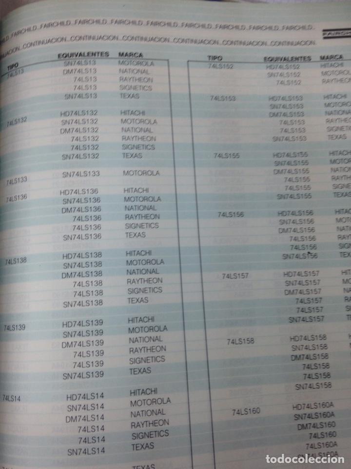 Radios antiguas: Manual de equivalencias de circuitos integrados - Foto 8 - 169572197