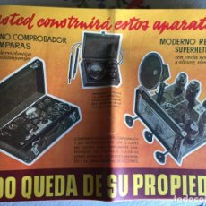 Radios antiguas: ESCUELA RADIO. Lote 170076376