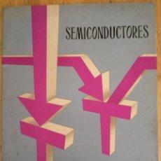 Radios antiguas: SEMICONDUCTORES MINIWATT - TRANSISTORES - COPRESA - OCTUBRE 1969. Lote 172983744