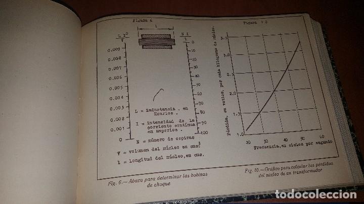 Radios antiguas: diccionario de radio + otros cuadernillos, superheterodino, esquemas, etc. En un tomo, inst. Radio - Foto 7 - 173976058