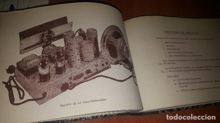 Radios antiguas: diccionario de radio + otros cuadernillos, superheterodino, esquemas, etc. En un tomo, inst. Radio - Foto 11 - 173976058