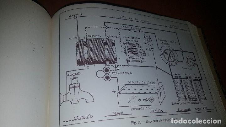 Radios antiguas: diccionario de radio + otros cuadernillos, superheterodino, esquemas, etc. En un tomo, inst. Radio - Foto 16 - 173976058