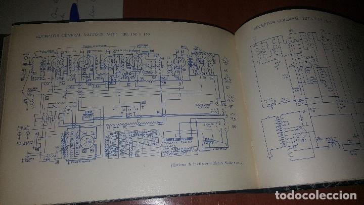 Radios antiguas: diccionario de radio + otros cuadernillos, superheterodino, esquemas, etc. En un tomo, inst. Radio - Foto 18 - 173976058