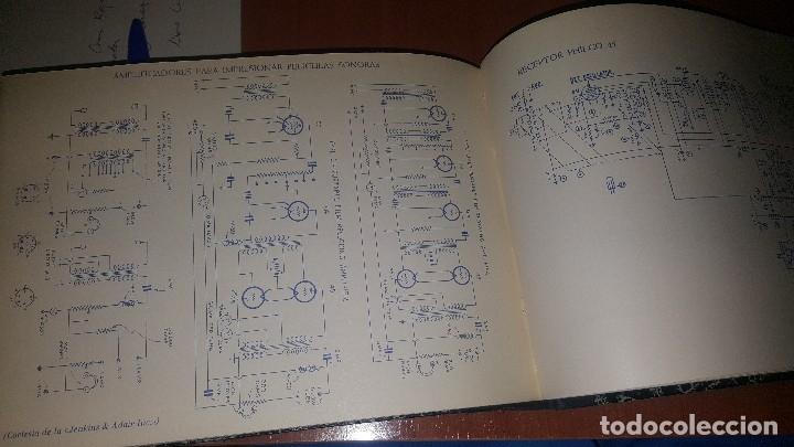 Radios antiguas: diccionario de radio + otros cuadernillos, superheterodino, esquemas, etc. En un tomo, inst. Radio - Foto 19 - 173976058