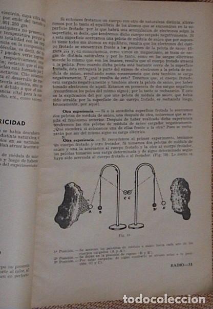 Radios antiguas: 48 lecciones de radio. Tomos I, II y III. J.Susmansky. - Foto 3 - 175479089