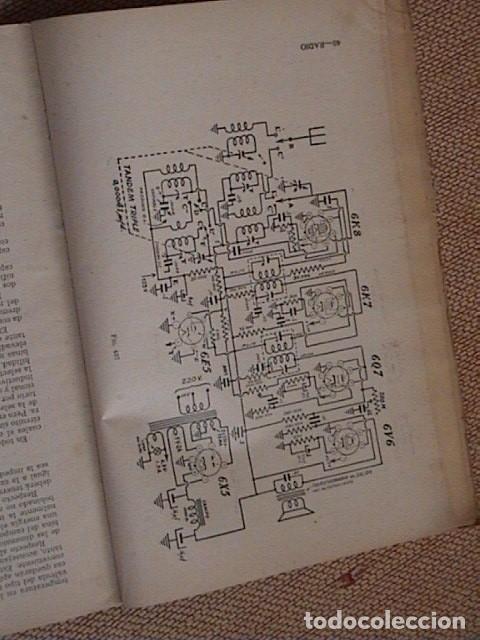 Radios antiguas: 48 lecciones de radio. Tomos I, II y III. J.Susmansky. - Foto 6 - 175479089