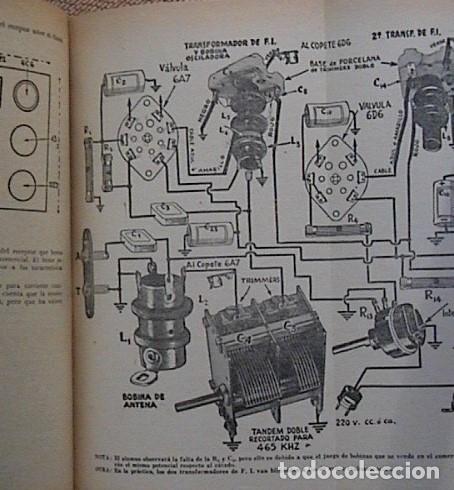 Radios antiguas: 48 lecciones de radio. Tomos I, II y III. J.Susmansky. - Foto 12 - 175479089