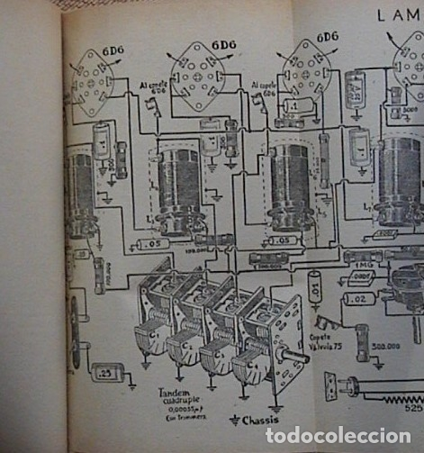 Radios antiguas: 48 lecciones de radio. Tomos I, II y III. J.Susmansky. - Foto 13 - 175479089