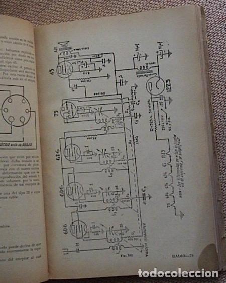 Radios antiguas: 48 lecciones de radio. Tomos I, II y III. J.Susmansky. - Foto 14 - 175479089