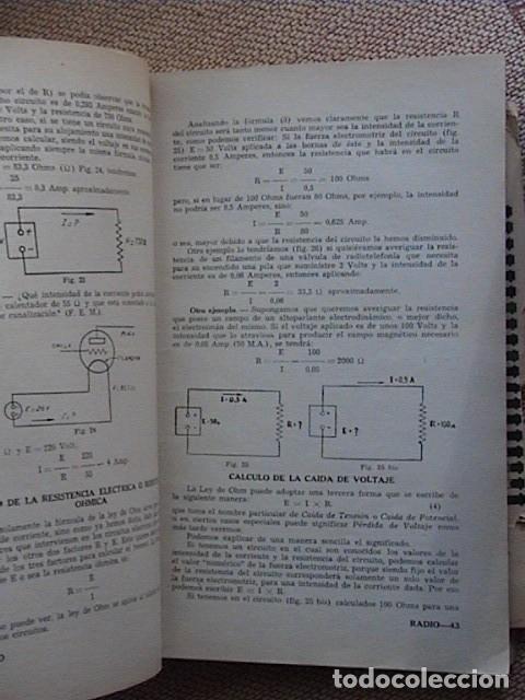 Radios antiguas: 48 lecciones de radio. Tomos I, II y III. J.Susmansky. - Foto 16 - 175479089