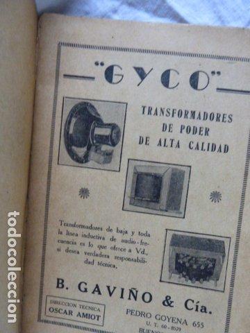 Radios antiguas: GRAN RADIO MANUAL -TOMO II -VER FOTOS - Foto 3 - 175561990