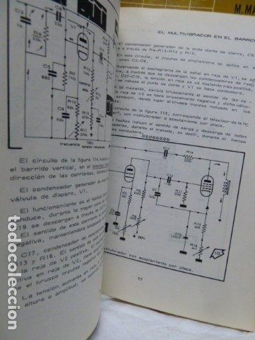 Radios antiguas: TIPOS DE CORRIENTE RADIO ENCICLOPEDIA ,EDITORIAL BRUGUERA - Foto 2 - 175744288
