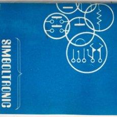 Radios antiguas: SIMBOLTRONIC. Lote 175938809