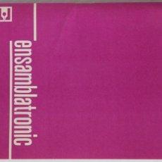 Radios antiguas: ENSAMBLATRONIC. Lote 175939194