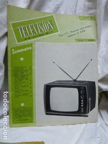 RADIO CONSTRUCTEUR 1968 (Radios, Gramófonos, Grabadoras y Otros - Catálogos, Publicidad y Libros de Radio)