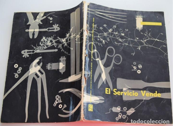 Radios antiguas: EL SERVICIO VENDE - BOLETÍN DE SERVICIO DE PHILIPS - EDITADO POR LA DIVISIÓN CENTRAL DE SERVICIO - Foto 2 - 177492520