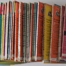Radios antiguas: LOTE DE 44 NÚMEROS REVISTA RADIOELECTRICIDAD, TELEVISIÓN Y ELECTRÓNICA DEL AÑO 1955 A 1975 (VER). Lote 177752400