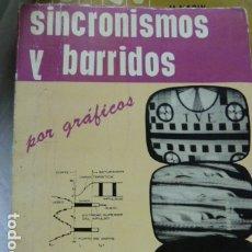 Radios antiguas: SINCRONISMOS Y BARRIDOS POR GRAFISMOS TELEVISION. Lote 178152478