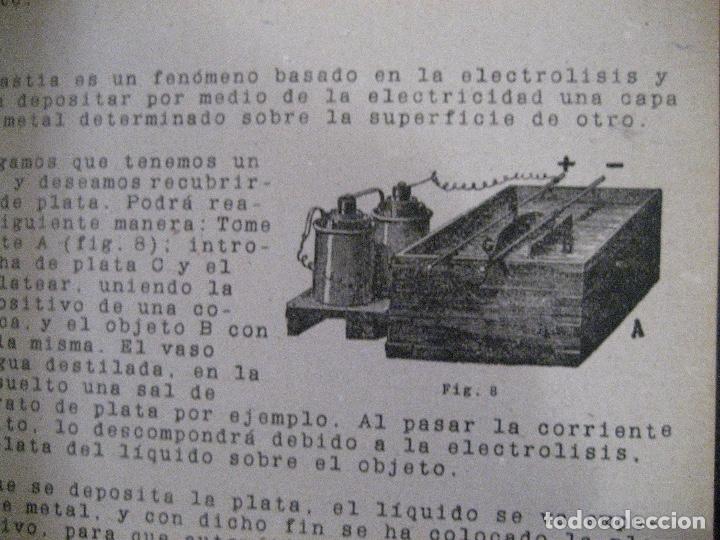Radios antiguas: curso de radio, escuela de radio maymo, TEORIA I Y II PRACTICA I ( 3 VOLS) - Foto 32 - 178829237
