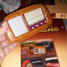 Radios Anciennes: RADIO DE LA COLECCIÓN RADIOS DE ANTAÑO CON EL SU FASCICULO Nº 24,FORMENTI,1948. Lote 180081173