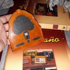 Radios antiguas: RADIO DE LA COLECCIÓN RADIOS DE ANTAÑO CON EL SU FASCICULO Nº 29, TELEFUNKEN-1932. Lote 180084295